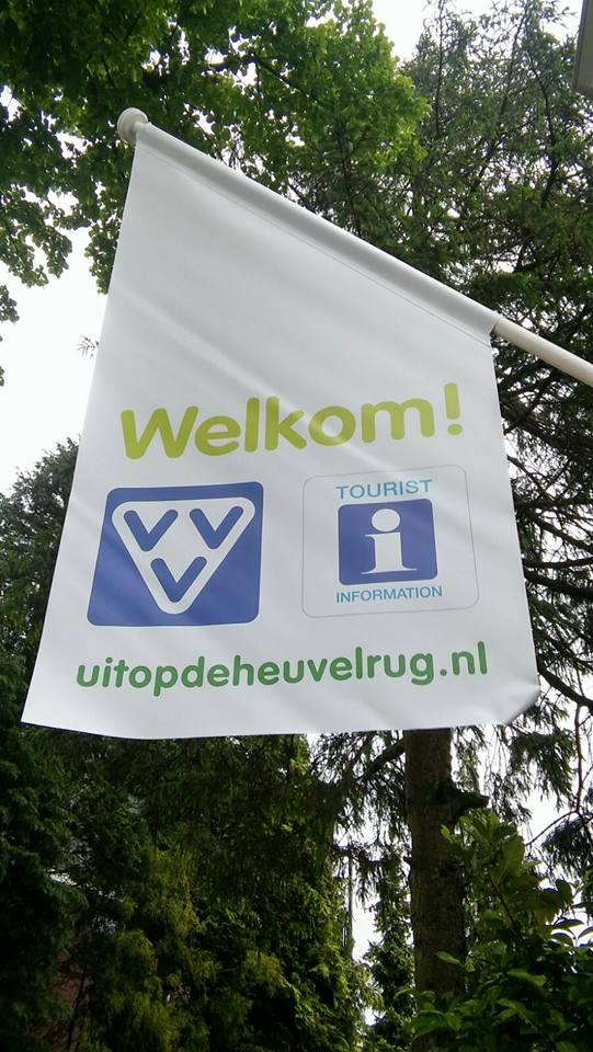 VVV Tourist informatiepunt bij de Cornershop Soesterberg