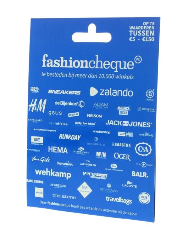 Fashioncheque te koop bij Cornershop Soesterberg