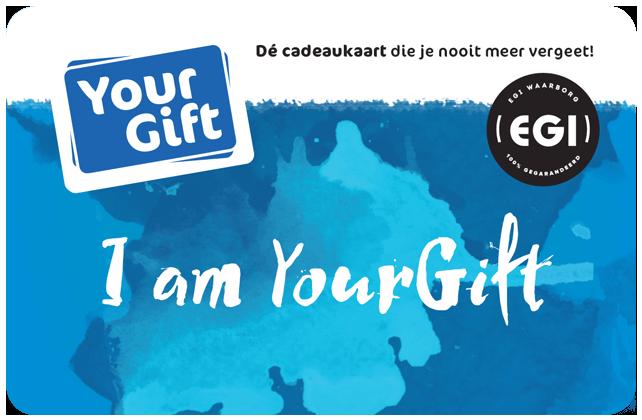 Yourgift cards bij de Cornershop Soesterberg