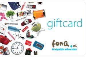 Cadeaukaarten kopen in Soesterberg