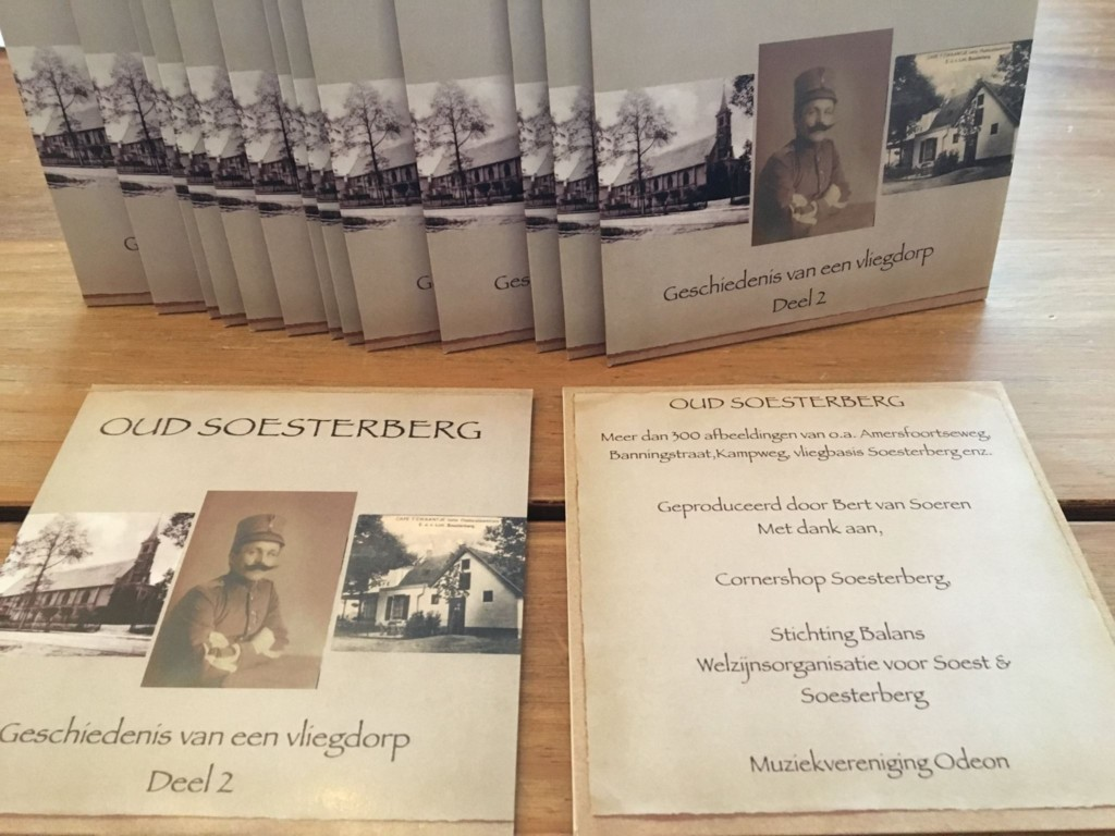 DVD's Oud Soesterberg bij de Cornershop