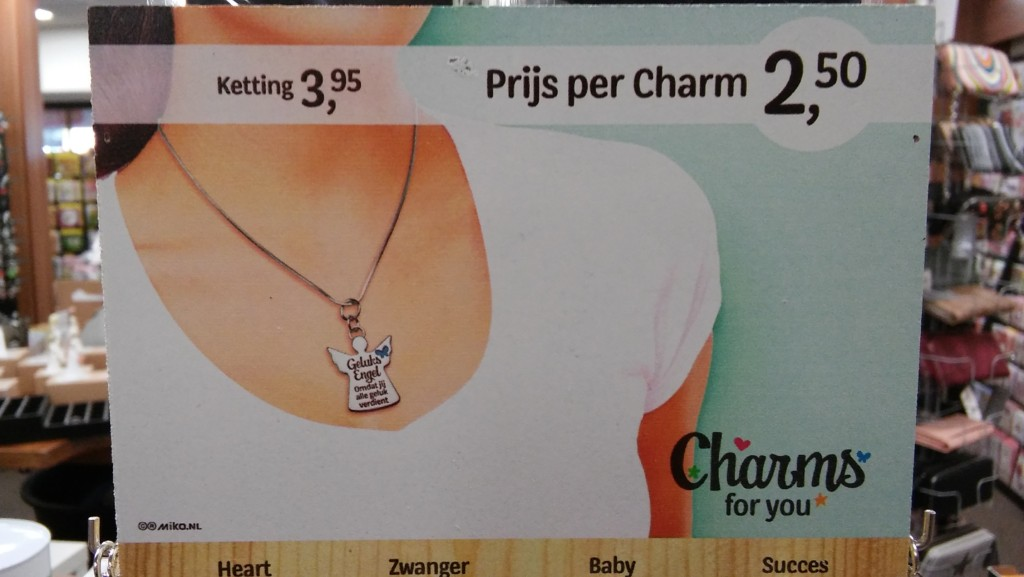 Charms for you-Ketting
