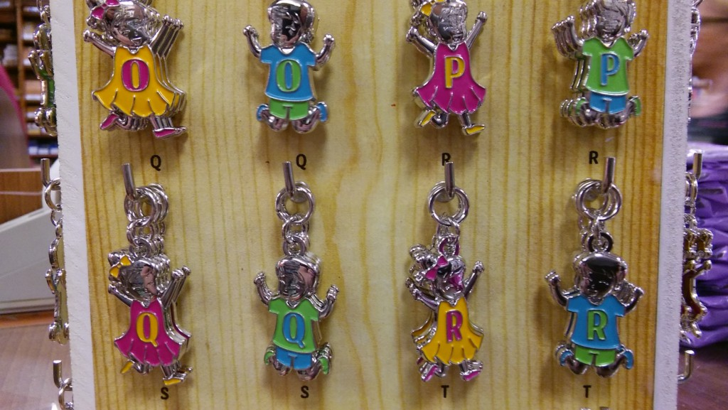 Charms for you-Letters