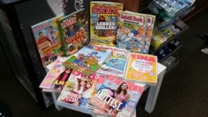Vakantiedoeboeken bij de Cornershop Soesterberg