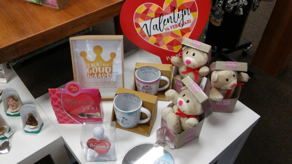Valentijncadeautjes bij de Cornershop